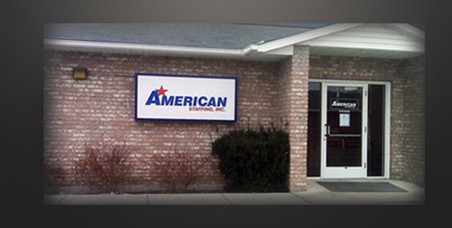 American Staffing office Burley, Idaho