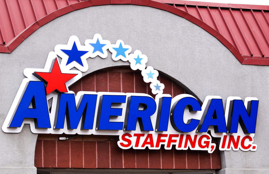 American Staffing Pocatello, Idaho office