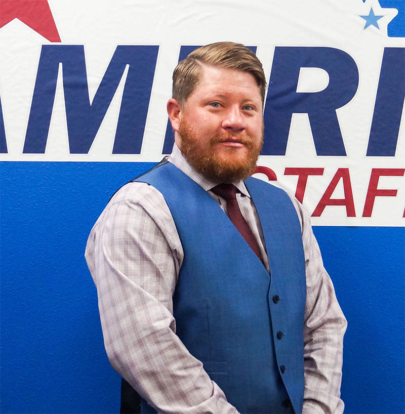 Chad Taylor - American Staffing